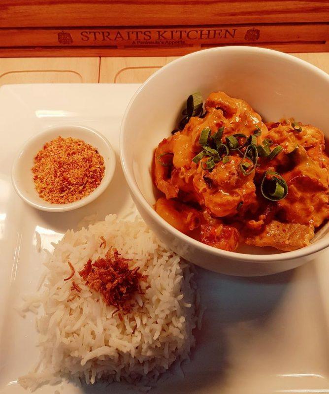 Straits Kitchen Menu Taihape