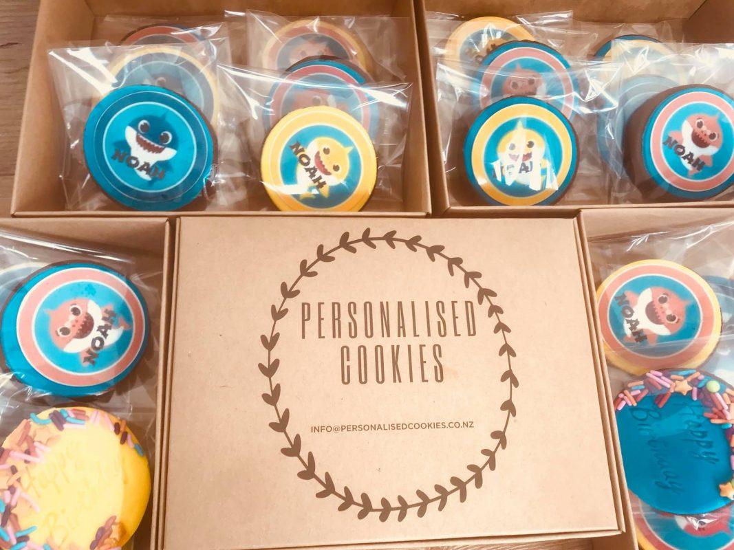Personalised Cookies | Halal Bites NZ