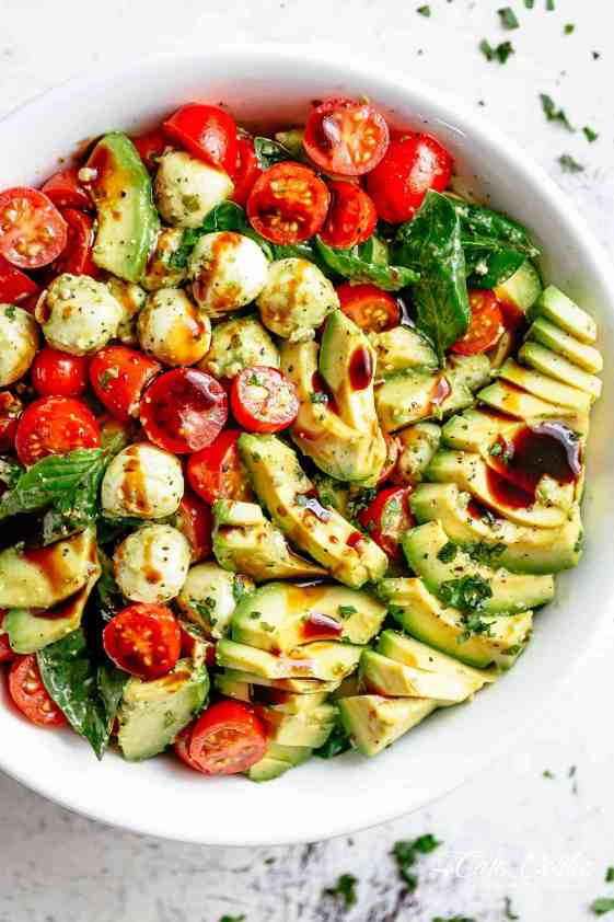 5 Fresh and Easy Salad Recipes for Iftar   Halal Bites NZ